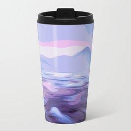 Purple Mountains Travel Mug