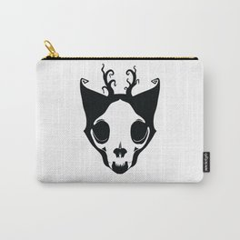 Skullcat Carry-All Pouch