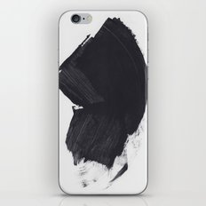 Acrylic on paper iPhone & iPod Skin