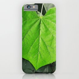 Nature Heart iPhone Case