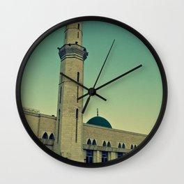 Ibadah (Worship) Wall Clock
