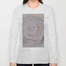 Blushing Hearts by Teresa Thompson Long Sleeve T-shirt