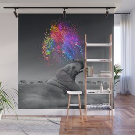 True Colors Within Wall Mural