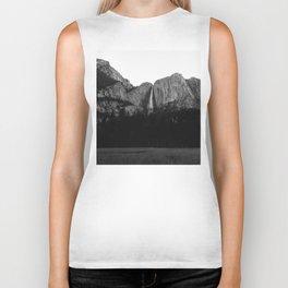 Yosemite Falls V Biker Tank