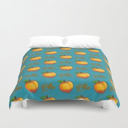 Bite Me Duvet Cover
