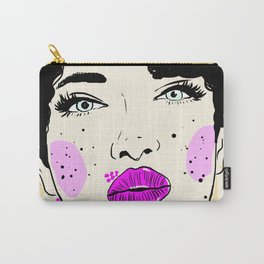 she and he Carry-All Pouch