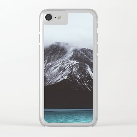 Serene Clear iPhone Case