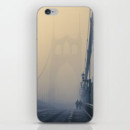 Gothic Fog iPhone Skin