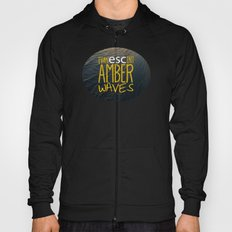 Evanescent Escape ~ Amber Waves Hoody