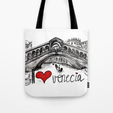 I love Venecia Tote Bag