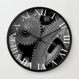 Big Gears Wall Clock