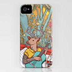 A ride and a song iPhone (4, 4s) Slim Case