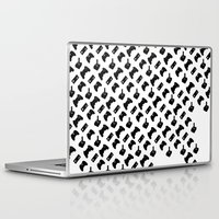 gamer Laptop & iPad Skins featuring Gamer by C. Wie Design