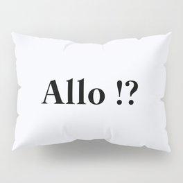 94. Hello Pillow Sham