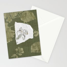 iron out Stationery Cards