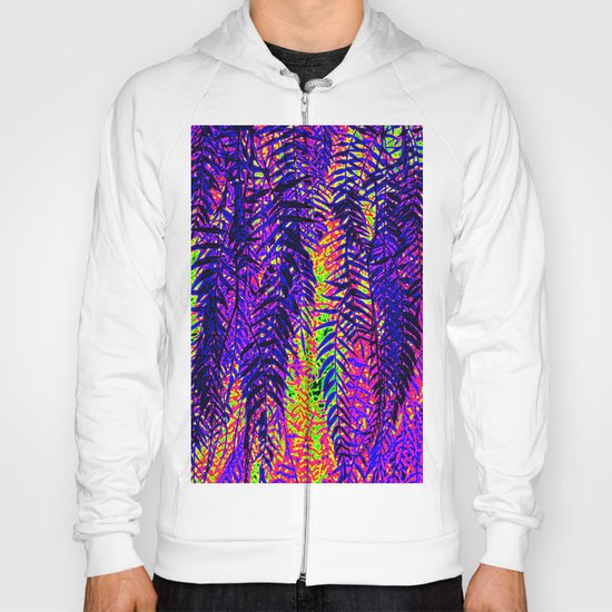 nature abstract Hoody