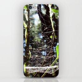 Web of Life iPhone Skin