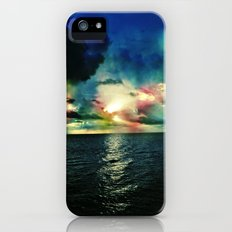 Rise with the Tides iPhone (5, 5s) Slim Case