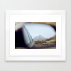 Mt. Errigal Framed Art Print