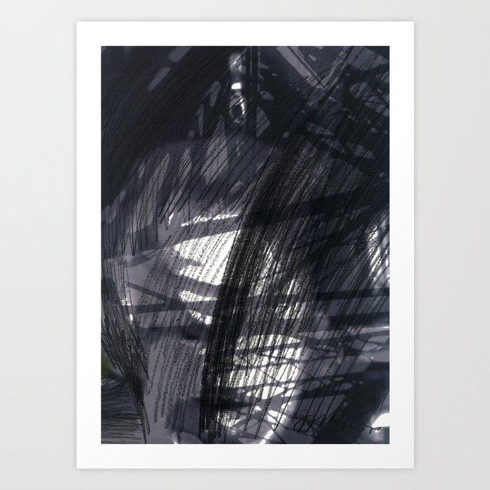 Vuelvo a mí XII Art Print