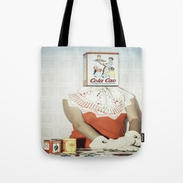 Spanish VO Tote Bag