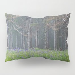 Lupines At The Forest's Edge Pillow Sham