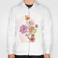 Flowers for you Hoody