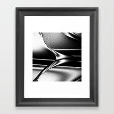 Smooth Moves Framed Art Print