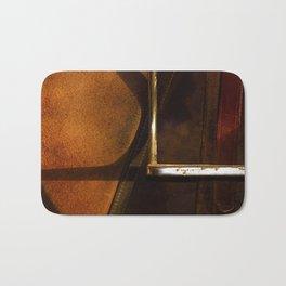 Stirrup // Horse Tack Bath Mat