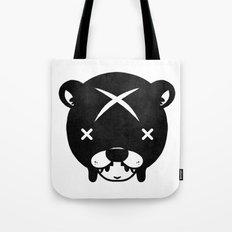 Bear Suit Tote Bag