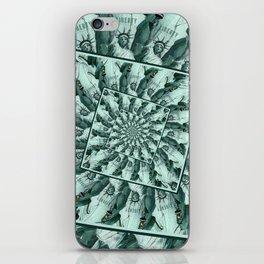 Infinite Liberty iPhone Skin