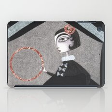 The Red Rings iPad Case