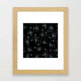 Spider Discord. Framed Art Print