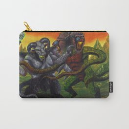 Clash of the Demon Princes Carry-All Pouch