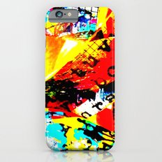 abstract 5 iPhone 6 Slim Case