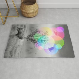 Calm Within the Chaos Rug
