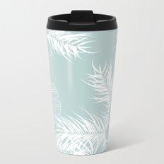 Tropical pattern 041 Metal Travel Mug