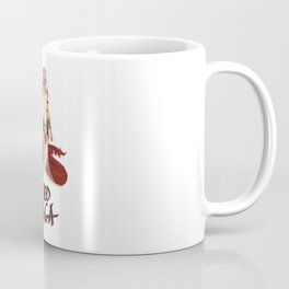 Red Naga Coffee Mug
