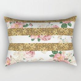 Gold Digger Rectangular Pillow