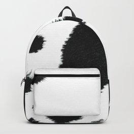 Black and White Animal Spots Print (ix 2021) Backpack