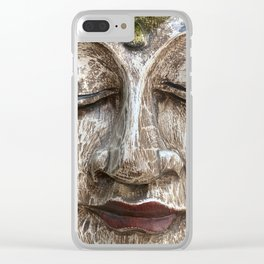 Inner Peace by Mandy Ramsey, Haines, Alaska Clear iPhone Case