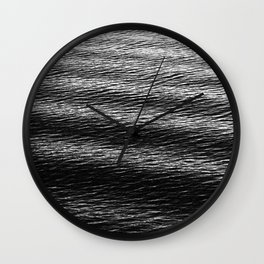 Waves of Energy Wall Clock