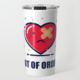 Out of order Travel Mug