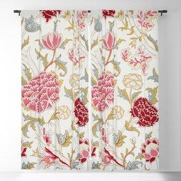 """William Morris """"Cray"""" 3. Blackout Curtain"""