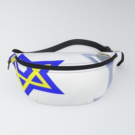 Jews Booze and Brews Fanny Pack
