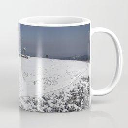 The Brockenbahn on the Brocken Coffee Mug