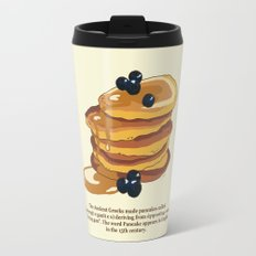 Fluffy Pancakes Travel Mug