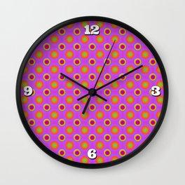 Glo-Dots! Wall Clock