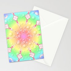 sweet rainbow of mine Stationery Cards