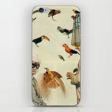 Ornithology iPhone & iPod Skin